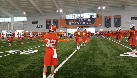 'Best Is The Standard' more than just a phrase to Brent Venables
