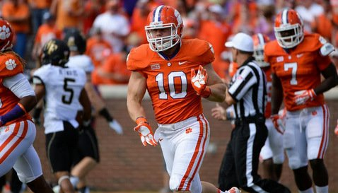 Players like Ben Boulware provide a strong foundation for the 2015 defense