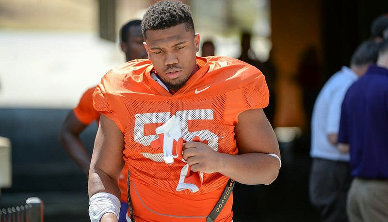 Roderick Byers says he wants to earn the trust of the coaches