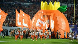 Clemson getting ready to blow up with rings?