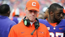 Venables focusing on Clemson, not Oklahoma, as bowl game nears