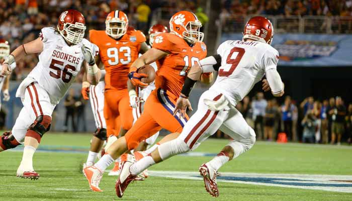 Ben Boulware will be counted on to be one of Clemson's defensive stalwarts next season