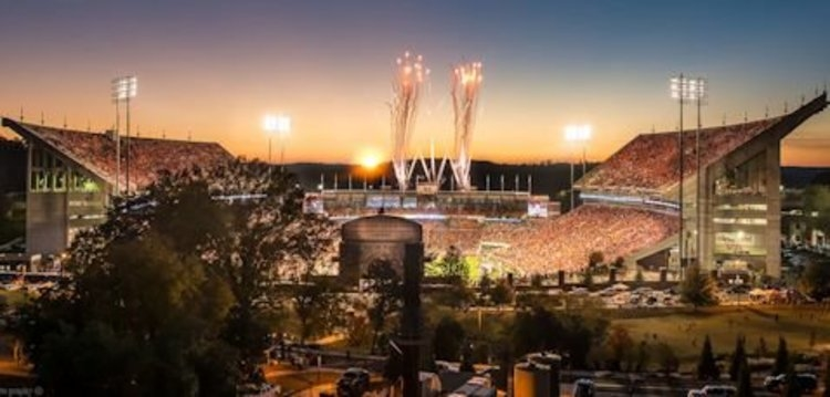 ESPN ranks Death Valley #1 stadium in the ACC