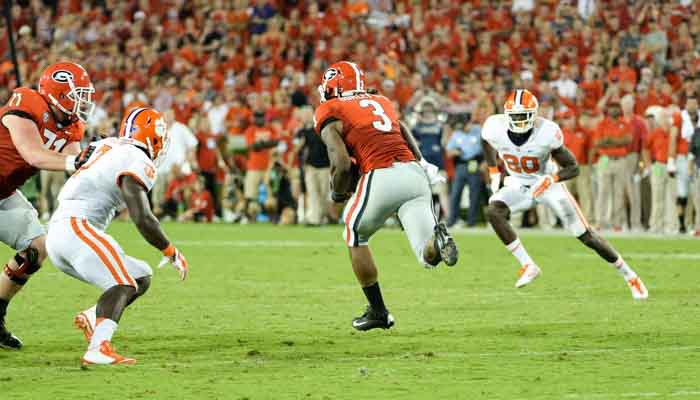Venables was disappointed in the way his defense failed to contain Todd Gurley