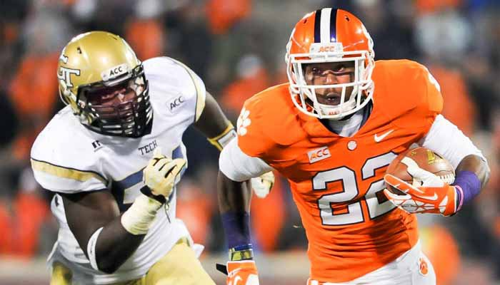 Saturday is a Tombstone game with a trip to the Orange Bowl on the line.