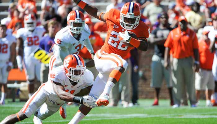 Spring game a crucial part of the recruiting process