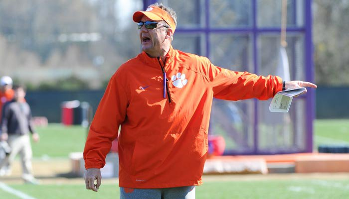 First practice of fall camp for Chad Morris and the Tigers will be August 1.