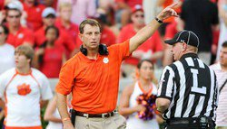"""Swinney: """"We all live and die with this one all year long"""""""
