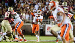 Watson to get the start Saturday; FSU film review