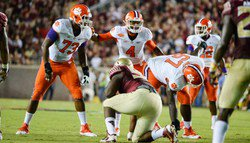 Clemson vs Florida State depth charts