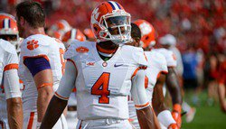 Swinney says Watson will be ready to play against Wake