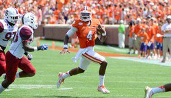 Instant Halftime Analysis: Clemson 34, S.C. State 0
