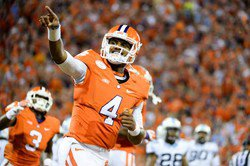 Athlon ranks Clemson #2 in ACC Atlantic