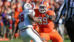 Bengals replace one former Clemson DT for another