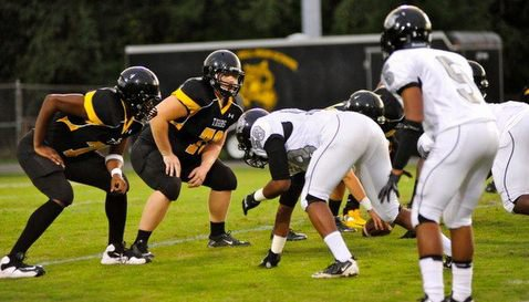 North Carolina offensive lineman happy to be a Tiger