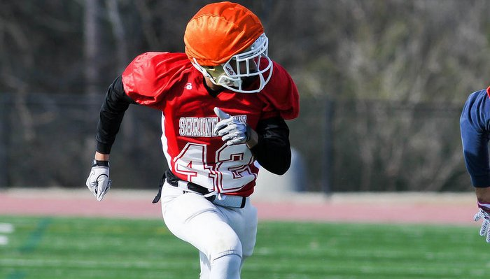 Trapp was one of the top performers at last month's Shrine Bowl