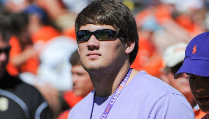 Cervenka says he is ready to begin a new legacy as a Tiger