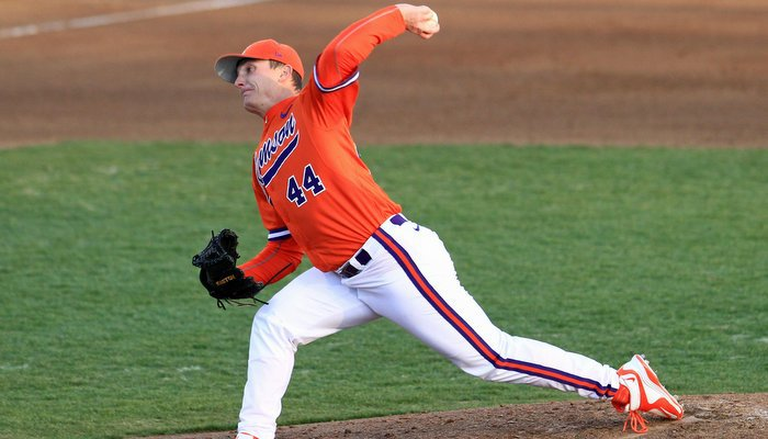 Crownover struck out eight and gave up just three hits