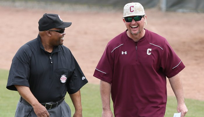 Monte Lee should get serious consideration (Photo courtesy of CofCSports.com)