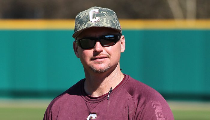 Lee has led the College of Charleston to four NCAA Tournament appearances (Photo courtesy of CofC Athletics
