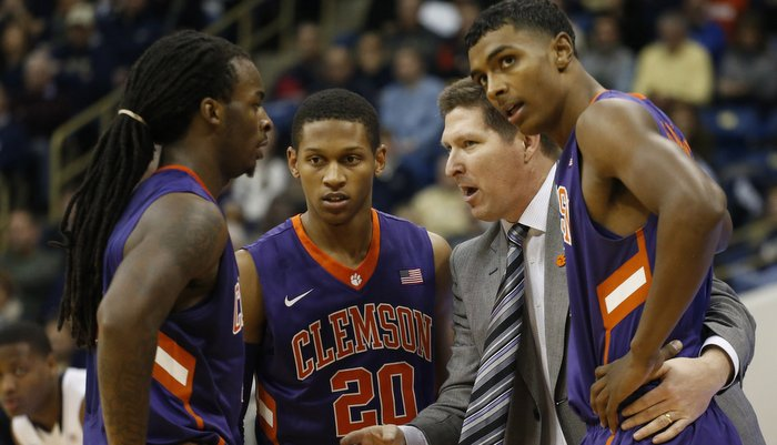 Clemson has four games in a row (Photo by Charles LeClaire)