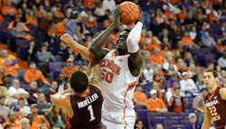 Valentine's Day Crush: Tigers top Hokies