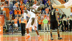 Smith's buzzer beater lifts Tigers over Deacons