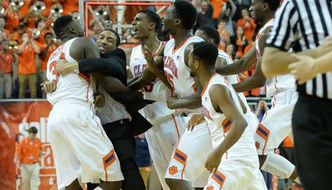 Will Clemson be dancing after the ACC tournament?
