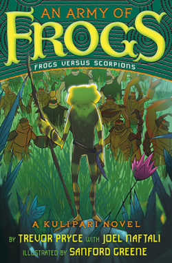 Pryce's 'Army of Frogs' to debut on Netflix