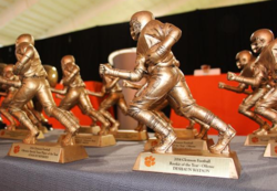 Clemson Football Awards announced
