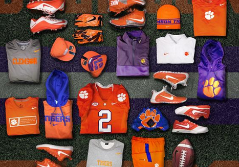 new arrival a2bfd c7507 Photo: Nike Apparel for Clemson Football | TigerNet