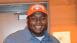 MUST WATCH: Dexter Lawrence chooses Clemson in dramatic fashion