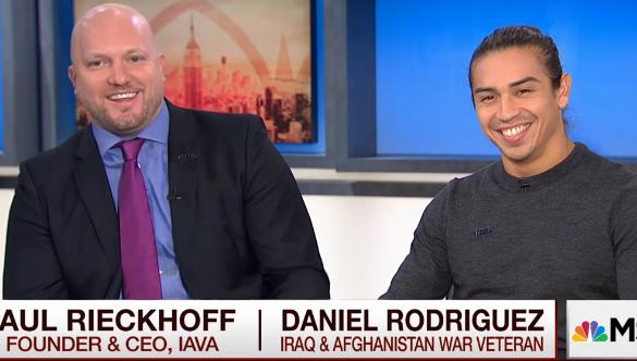 WATCH: Rodriguez interview on Morning Joe