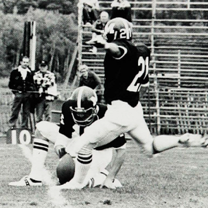 TBT: Jack Leggett playing football for Maine