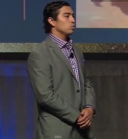 WATCH: Daniel Rodriguez as a motivational speaker