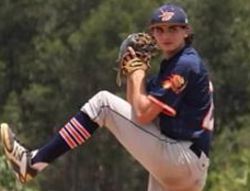 2017 RHP commits to Clemson