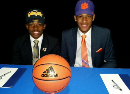 3-star SF signs NLI with Clemson
