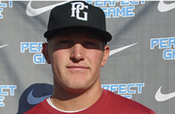 2016 RHP commits to Clemson