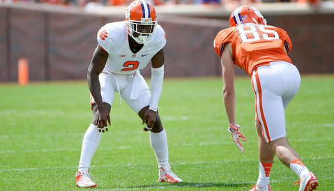 The Tigers have to find a consistent corner opposite Mackensie Alexander (2)