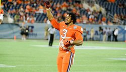 Clemson making a case for Defensive End University