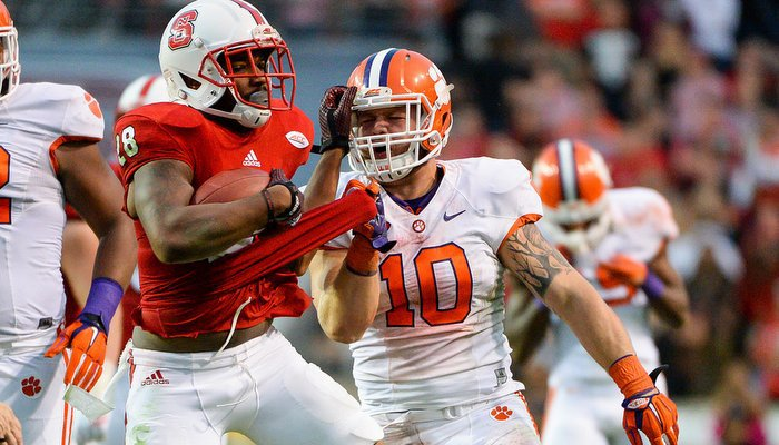 Boulware says the Tigers will be prepared for Florida St.