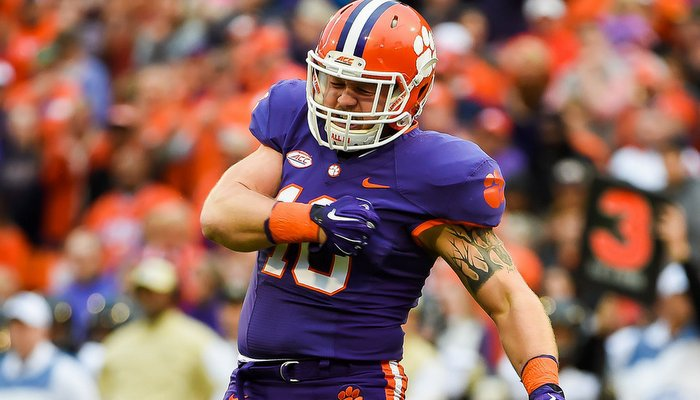 Boulware plays the game with a passion