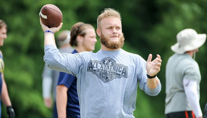 Boulware says he won't shave until after the season
