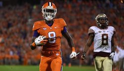 Swinney discusses his talent at wide receiver