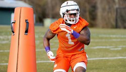 Almost halfway: Spring practice thoughts