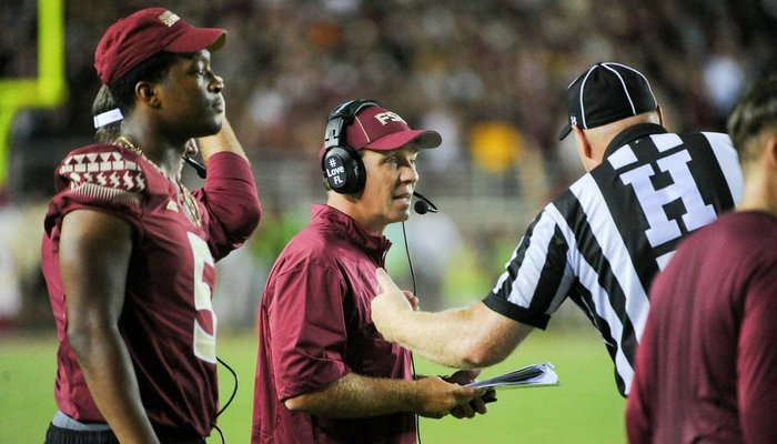 Fisher and the Seminoles will likely be favored to win the ACC