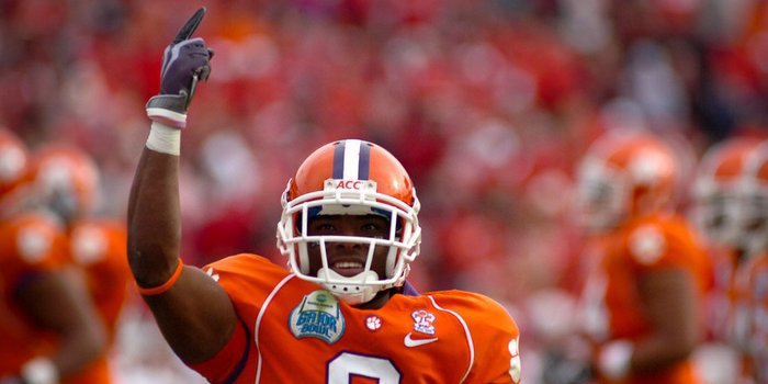 Jacoby Ford's play led to a Clemson win over No. 10 Miami