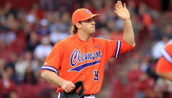 Brody Koerner deserves a high five after Monday's four-hit shutout