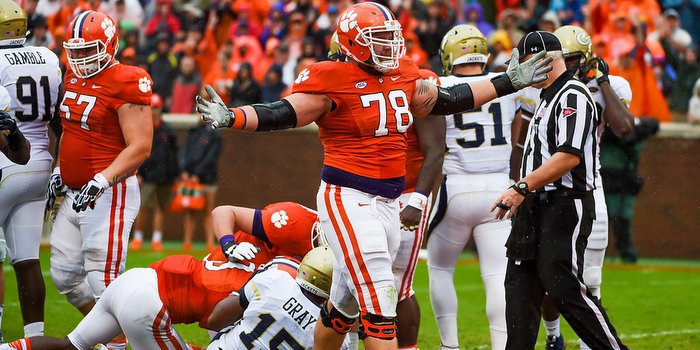 Mac Lain says the Tigers embrace the underdog role