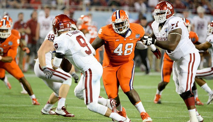D.J. Reader will be one of the leaders of Clemson's defense this season